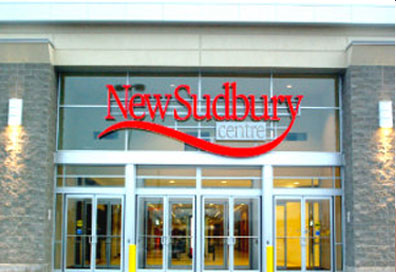 New Sudbury Shopping Centre
